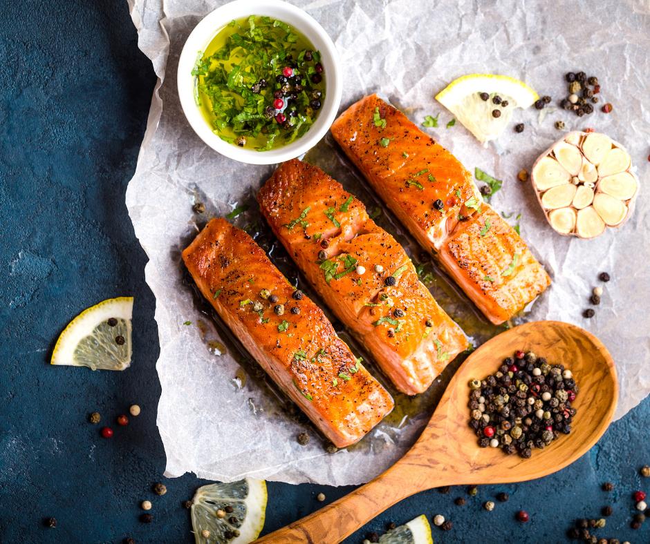 Skin Healthy Salmon