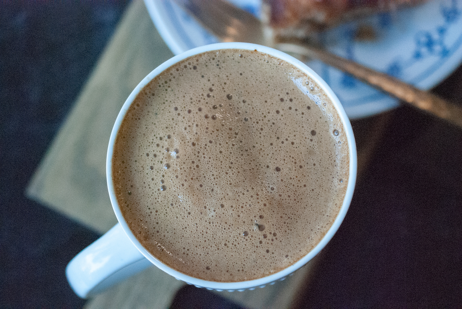 My new Healthy Homemade Pumpkin Spice Latte