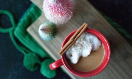 Easy Hot Buttered Rum Mix: Also Phenomenal with Apple Cider or Coffee